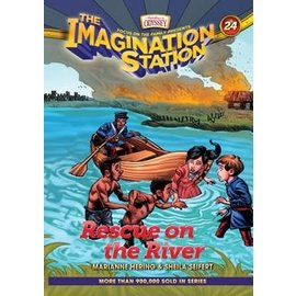Imagination Station #24: Rescue on the River (Marianne Hering, Sheila Seifert), Hardcover