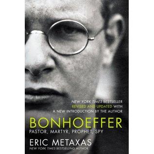 Bonhoeffer: Pastor, Martyr, Prophet, Spy (Eric Metaxas), Hardcover