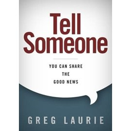 Tell Someone (Greg Laurie), Hardcover