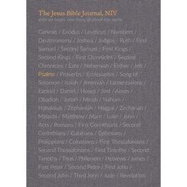 NIV The Jesus Bible Journal: Psalms
