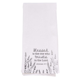 Tea Towel - Trust in the Lord