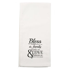 Tea Towel - Bless the Food