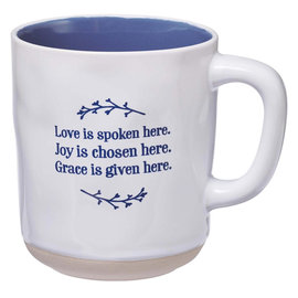 Mug - Love Joy Grace