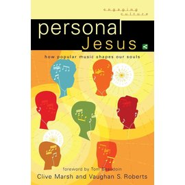 Personal Jesus (Clive Marsh, Vaughan Roberts), Paperback