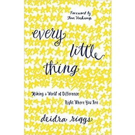 Every Little Thing (Deidre Riggs), Paperback