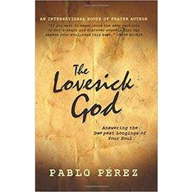 The Lovesick God (Pablo Perez), Paperback