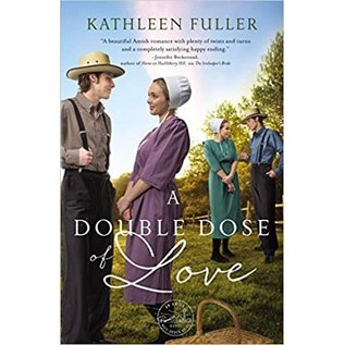 Amish Mail-Order Bride #1: A Double Dose of Love (Kathleen Fuller), Paperback