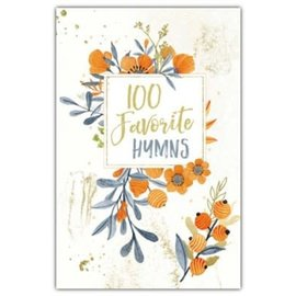 100 Favorite Hymns, Hardcover