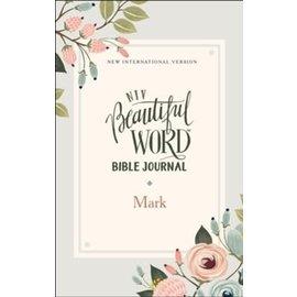 NIV Beautiful Word Bible Journal: Mark