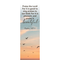 Bookmarks: Praise to God (Pack of 25)