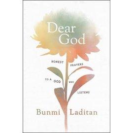 Dear God: Honest Prayers to a God Who Listens (Bunmi Laditan), Hardcover