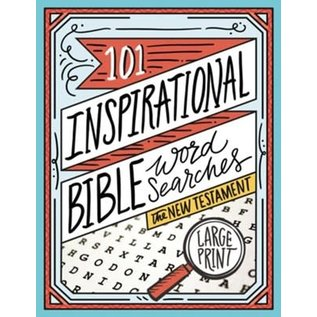 101 Inspirational Bible Word Searches: The New Testament