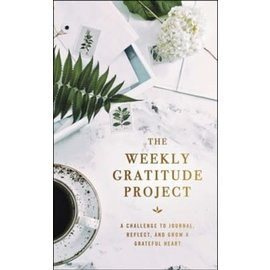 The Weekly Gratitude Project, Hardcover