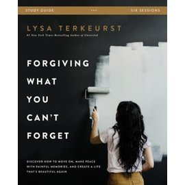 Forgiving What You Can't Forget, Study Guide (Lysa TerKeurst), Paperback