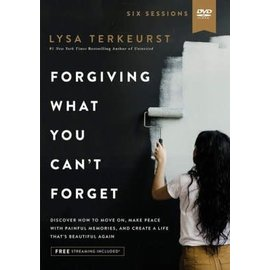 Forgiving What You Can't Forget, DVD