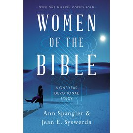 Women of the Bible: A One-Year Devotional Study (Ann Spangler, Jean E. Syswerda), Paperback