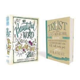 NIV Beautiful Word Coloring Bible, Hardcover