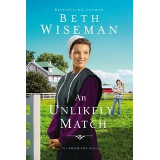 COMING JUNE 2021 Amish Inn Series #2: A Picture of Love (Beth Wiseman), Paperback