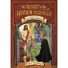Secret of the Hidden Scrolls #9: The Final Scroll (M.J. Thomas), Paperback