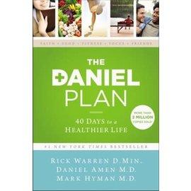 The Daniel Plan, Paperback