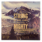2022 Wall Calendar - Be Strong in the Lord