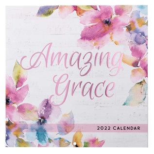 2022 Wall Calendar - Amazing Grace