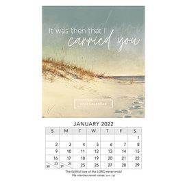 2022 Mini Magnetic Calendar - I Carried You