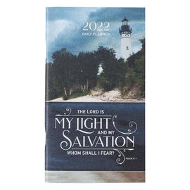 2022 Daily Pocket Planner - Light & Salvation