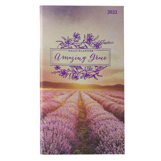 2022 Daily Pocket Planner - Amazing Grace