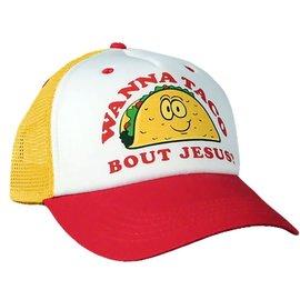Hat - Wanna Taco Bout Jesus?