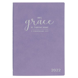 2022 Planner - His Grace is Sufficient