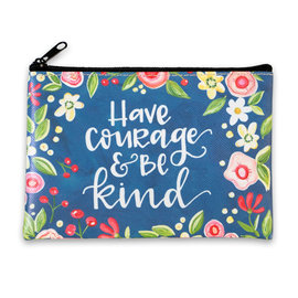 Coin Purse - Have Courage & Be Kind