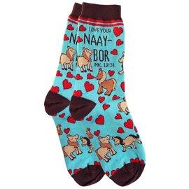 Socks - Love Your Naay-Bor