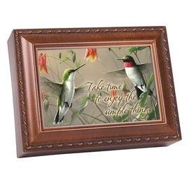 Music Box - Hummingbirds, Take Time, Wind Beneath My Wings