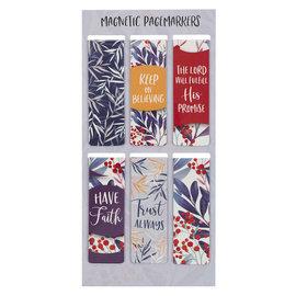 Magnetic Bookmarks - Trust Always