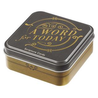 Box of Blessing - A Word for Today, Tin