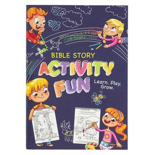 Bible Story Activity Fun