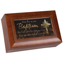 Music Box - With Love on Your Baptism