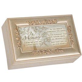 Music Box - In Memory (Silver)