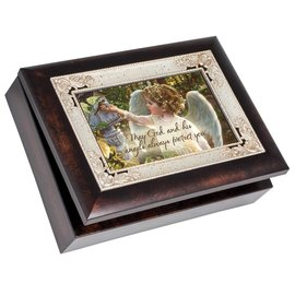 Music Box - May God and His Angels, Amazing Grace