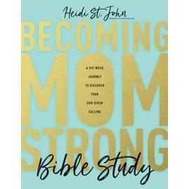 Becoming MomStrong Bible Study (Heidi St. John)