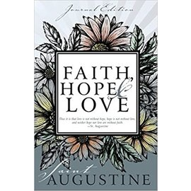 Faith Hope & Love: Journal Edition (Saint Augustine), Mass Market Paperback