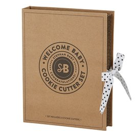 Welcome Baby Cookie Cutter Set