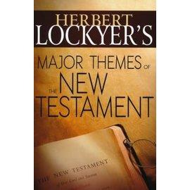 Major Themes of the New Testament (Herbert Lockyer), Paperback
