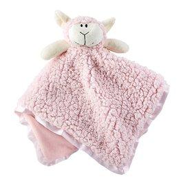 Blankie - Lamb, Pink
