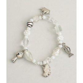 Bracelet - Communion, w/ Prayer Card
