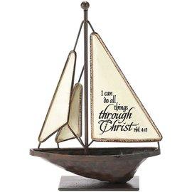 Sailboat - I Can Do All Things