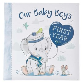 Our Baby Boy's First Year