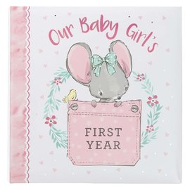 Our Baby Girl's First Year