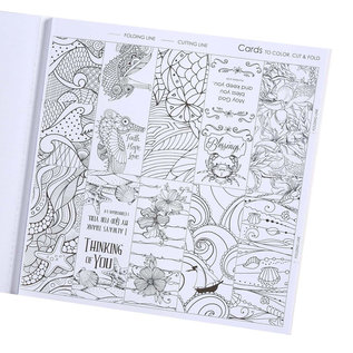 Coloring Book - We Have This Hope